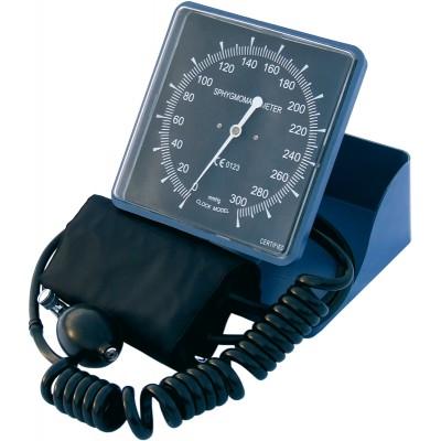 Ciśnieniomierz zegarowy stojąco-wiszący HS-60A