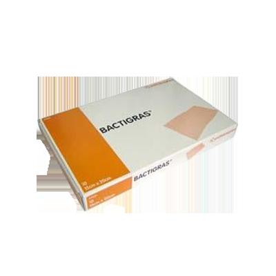Bactigras 5cmx5cm jałowe 50szt