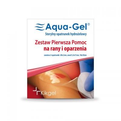 Aqua-Gel Zestaw Pierwszej Pomocy