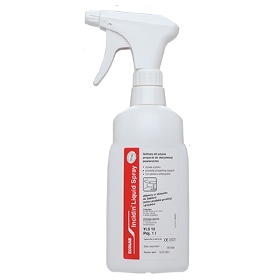 Incidin Liquid Spray 1L