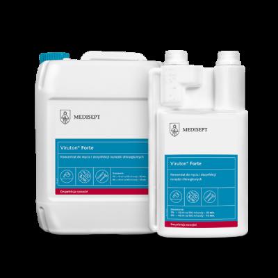 Viruton® Forte koncentrat do dezynfekcji narzędzi 5L