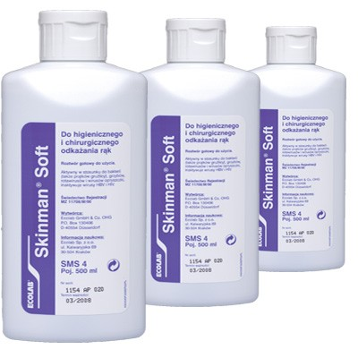 Skinman Soft but. 0,5L