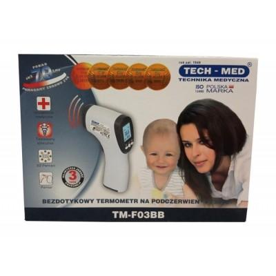 Termometr bezdotykowy F03BB TECH-MED
